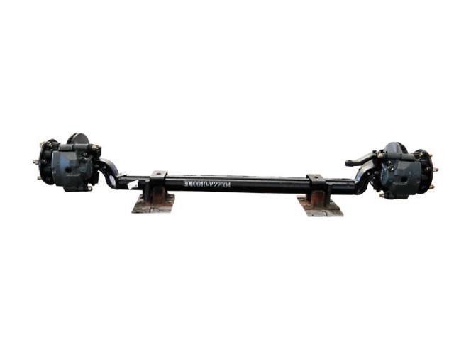 KM1750B-2300010前轴带制动盘总成